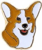 Corgie Floating Locket Charm