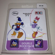 Roxo Double Rocx Pack Disney Donald Duck & Daisy Duck