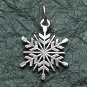 Hampshire Pewter - Snowflake Charm