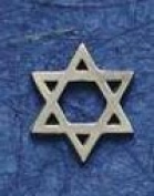 Hampshire Pewter - Star of David Charm
