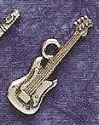 Hampshire Pewter - Guitar Charm