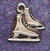 Hampshire Pewter - Ice Skates Charm