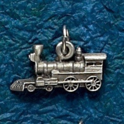 Hampshire Pewter - Train Charm
