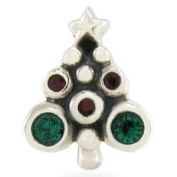 Authentic Ohm Christmas Pine Tree European Charm Beads Included Gift Wrapped Ohm Box