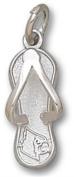 University of Louisville Head Flip Flop 1.6cm - Sterling Silver