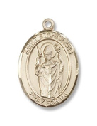 Gold Filled St. Stanislaus Pendant