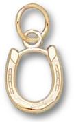 Horse Shoe 1cm Charm - 14KT Gold Jewellery
