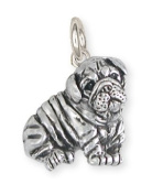 Bulldog Charm Jewellery