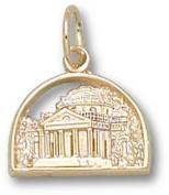 Monticello 0.8cm Charm - 10KT Gold Jewellery