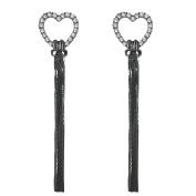 Twinkle Fashion Accessories Hearts & Strings Earrings