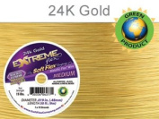 Soft Flex Extreme -- 24k Gold .48cm 50 ft.