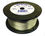 Acculon 49 Strand Beading Wire - .70cm Bright 1,000 Ft