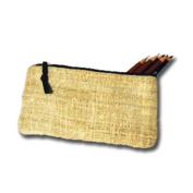 Lama Li Hemp Pencil Bag 10cm X 20cm