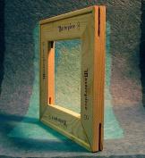 Masterpiece 24 x 48 Canvas Stretcher Strips - One complete Frame