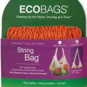 Eco Bags Organic String Bag Long Handle Chilli