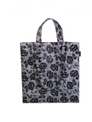 Two Lumps of Sugar Lace Grocery Tote