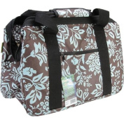 JanetBasket Blue Floral Eco Bag