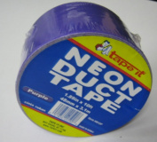 Neon Duct Tape Purple 10 Ft x 4.8cm