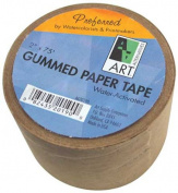 Gummed Paper Tape 5.1cm X 75ft