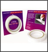 Easy Lift Double Sided Tape 12mm x 25mtrs