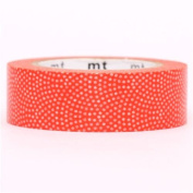 orange mini dots mt Washi Masking Tape deco tape