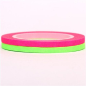 super slim neon pink green mt Washi Masking Tape deco tape