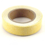 Glitter Tape - Yellow Sparkle by Reid Craft