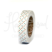 Dailylike Fabric Tape - Ann Dot 1.5 - 01