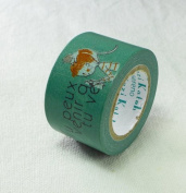 Shinzi Katoh Masking Tape -Sereno Cheri Wide Pattern