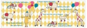Shinzi Katoh Decorative Tape -Sereno Balloons OPP Tape