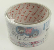 Shinzi Katoh Decorative Tape -Sereno Good Luck OPP Tape
