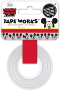 Tape Works Mickey Glasses Tape