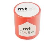 Masking tape 50MM width × 10M roll MTCA5001 Orange