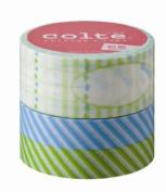 Masking tape Corte pattern Volume 2 CT022