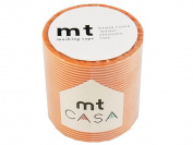 Masking tape 50MM width × 10M roll Orange border