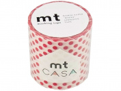 Masking tape 50MM width × 10M roll MTCA5026 Red Dot
