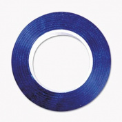 Art Tape, Blue Gloss, 1/4 x 324
