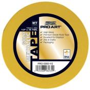Pro Art 1.3cm by 36-Yards Metallic Tape