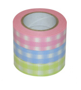 DŽcor Washi Tape 3 Piece Set