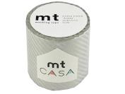 Masking tape 50MM width x10M volume MTCA5024 Stripe silver