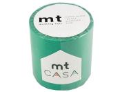 Masking tape 50MM width × 10M roll MTCA5003 turquoise green