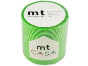 Masking tape 50MM width × 10M roll MTCA5031 Border Green