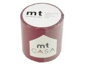 Masking tape 50MM width X 10M winding MTCA5017 crimson
