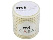 Masking tape 50MM width × 10M roll MTCA5025 dot S gold