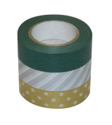 Decor Washi Tape 3 Piece Set