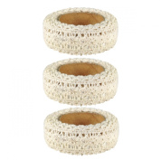 AllyDrew Decorative Craft Tapes Masking Lace Tapes Washi Tapes, set of 3