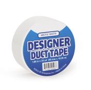 Darice JFL2506 Duct Tape, 20-Yard, Arctic White
