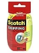 Scotch Easy-Grip Packaging Tape 4.8cm . x 1520cm . refill rolls pack of 2 [PACK OF 3 ]