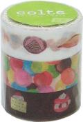 Masking tape Kids Suites (Pan Chocolate Cake) CK008 3 volume entering