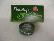 2.5cm X 90ft Green Floral Tape. 6 Roll in a Box